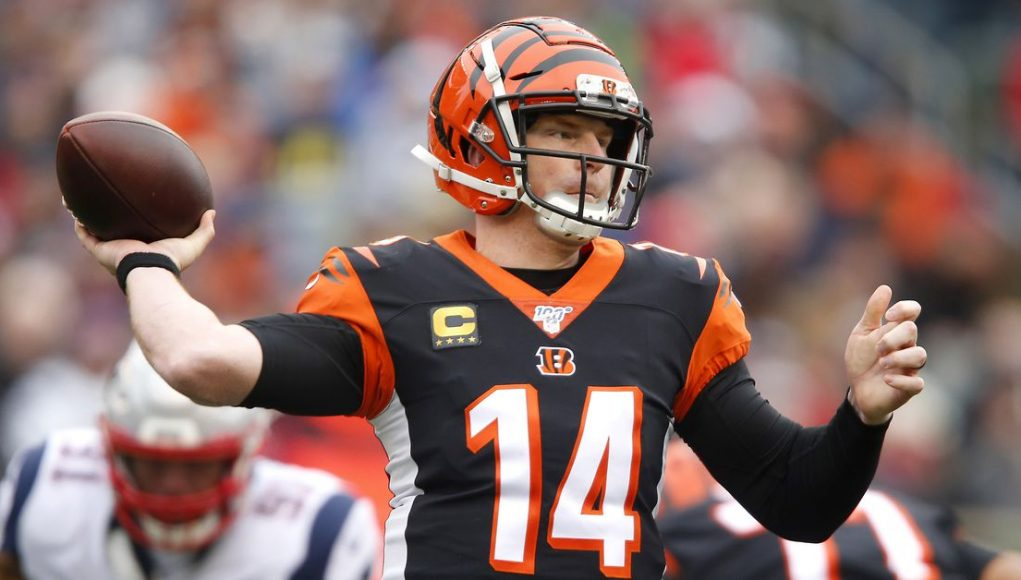 Why the Patriots should avoid signing ex-Bengals QB Andy Dalton