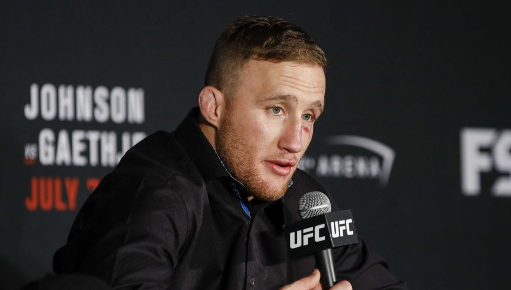 Morning Report: Justin Gaethje explains why he wouldn't have taken short-notice fight against Khabib Nurmagom…