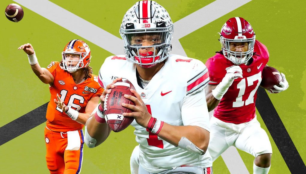 Kiper's 2021 NFL draft rankings: Way-too-early Big Board, top prospects at every position