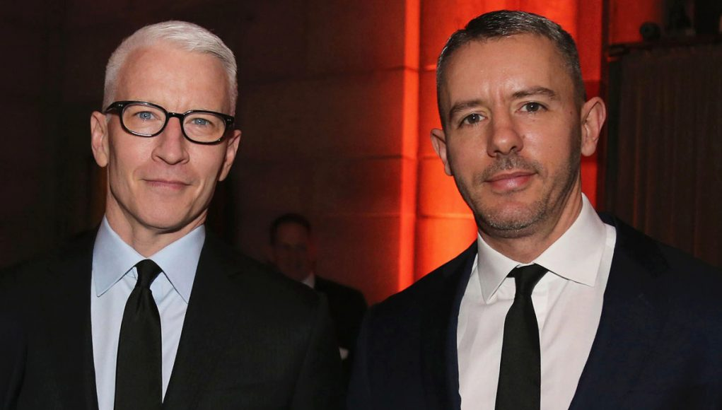 Anderson Cooper says ex Benjamin Maisani will be a co-parent to son Wyatt
