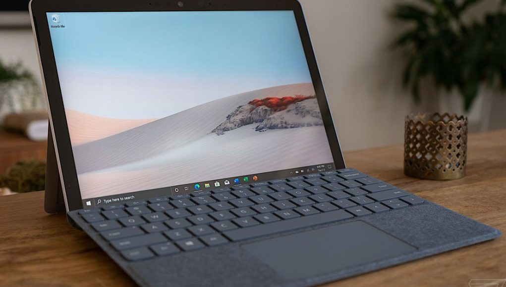 Microsoft Surface Go 2: 10.5-inch display, thinner bezels, and better battery life