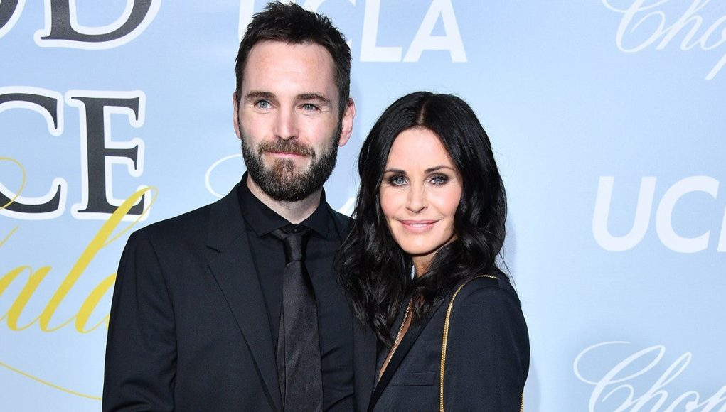 Courteney Cox Misses Johnny McDaid's 'Physical Touch' in Quarantine