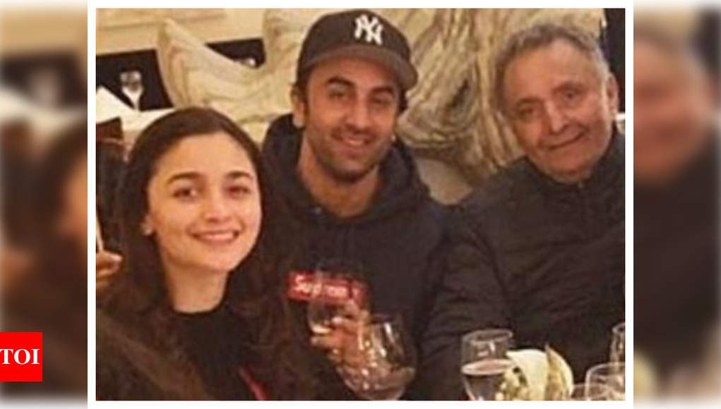 Not Alia Bhatt, Rishi Kapoor wanted son Ranbir Kapoor to marry THIS person!