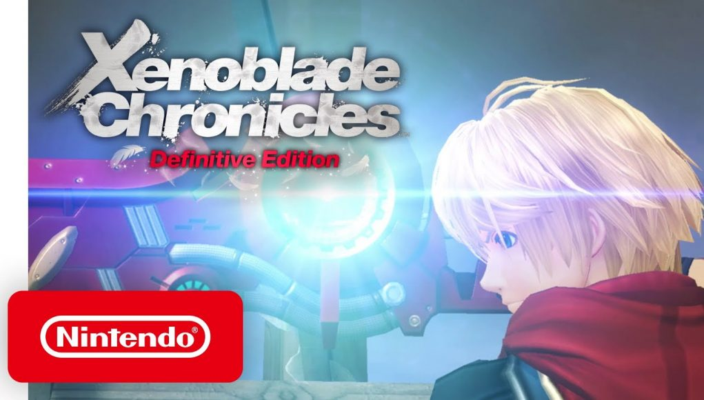 All about Xenoblade Chronicles: Definitive Edition