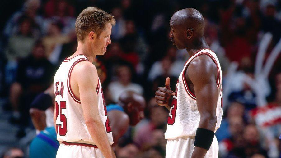 "Steve Kerr on fight with Michael Jordan: ""It's not something I'm proud of"""