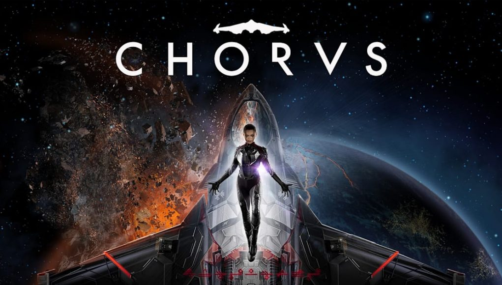 'Chorus' is a space shooter about a pilot and her sentient ship