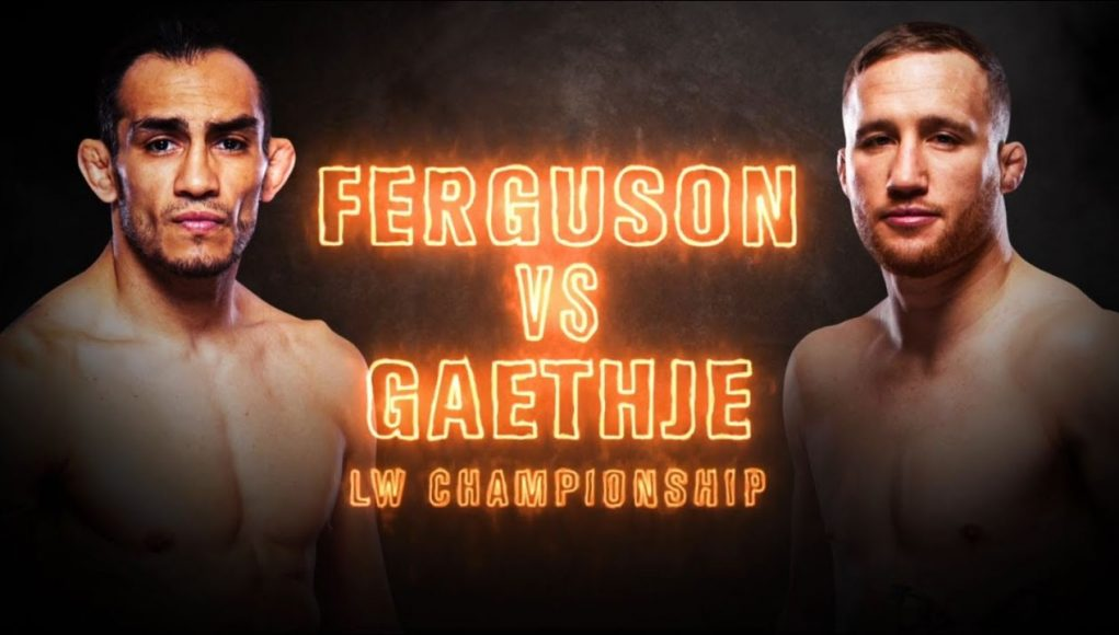 UFC 249: Ferguson vs Gaethje – It's About to Go Down