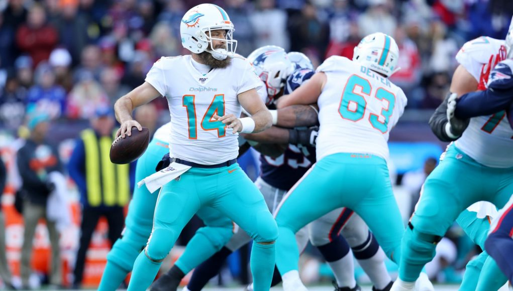 Miami Dolphins win/loss record predictions based on their schedule