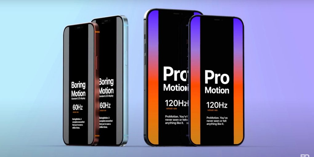 Rumors: iPhone 12 Pro to feature ProMotion high-refresh rate screen, improved Face ID, 3x rear camera zoom
