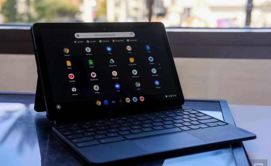 Lenovo's Chromebook Duet 2-in-1 tablet is available now for $280