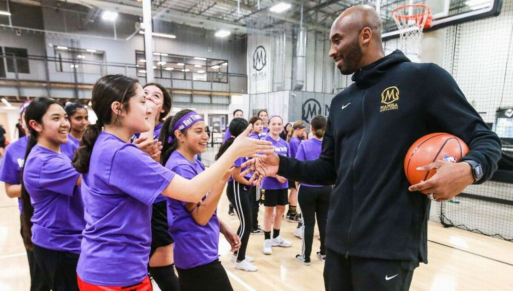"Sports Academy retires ""Mamba"" name out of respect to Kobe Bryant"