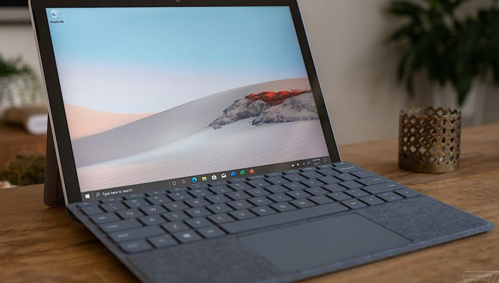 Best Buy's sale includes the Surface Go 2, gaming accessories, and more