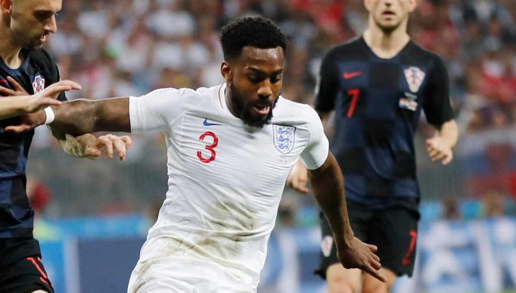 Soccer player Danny Rose rips Premier League plan: 'Don't give a (expletive) about the nation's morale'