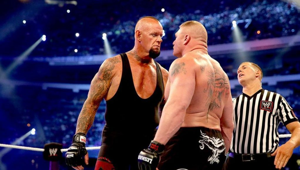 Undertaker says most of his peers thought ending the streak was 'a horrible decision'