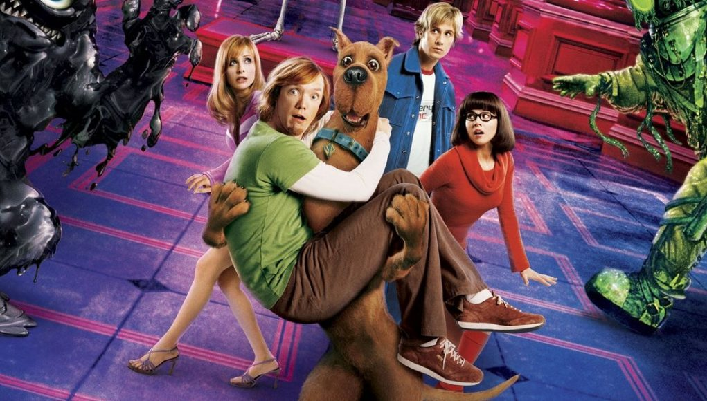 Scoob! can't top James Gunn's ridiculous live-action Scooby-Doo movies