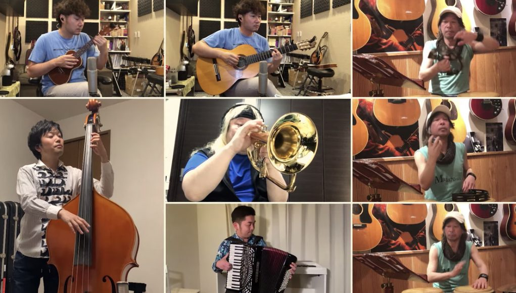 Nintendo put together a virtual performance of Animal Crossing: New Horizons' theme song