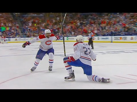 The Last 25 Years Of NHL Playoffs Overtime Goals: Montreal Canadiens Edition