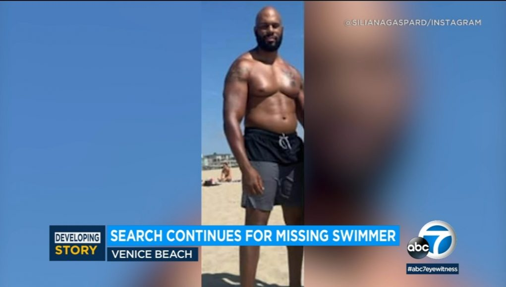 Lifeguards searching for former WWE star Shad Gaspard missing off Venice Beach coast, source says -TV