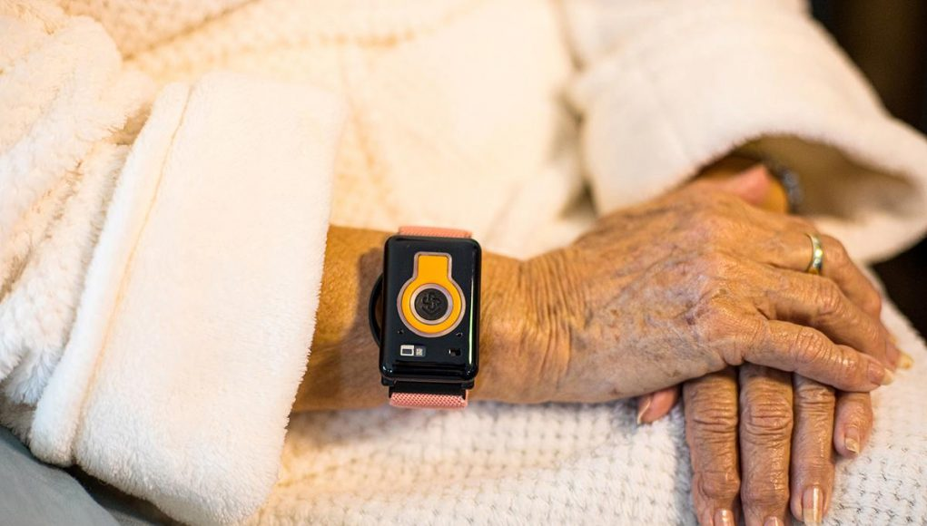 Elderly home turns to wearables for contact tracing, sidestepping Apple-Google limits