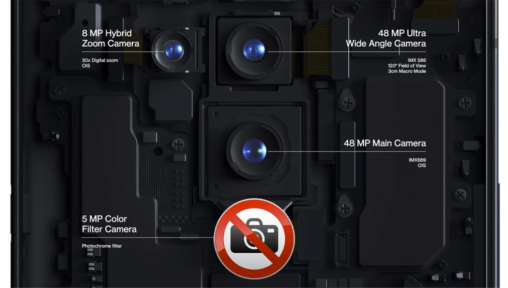 OnePlus Will Disable the Controversial Infrared Camera on the OnePlus 8 Pro
