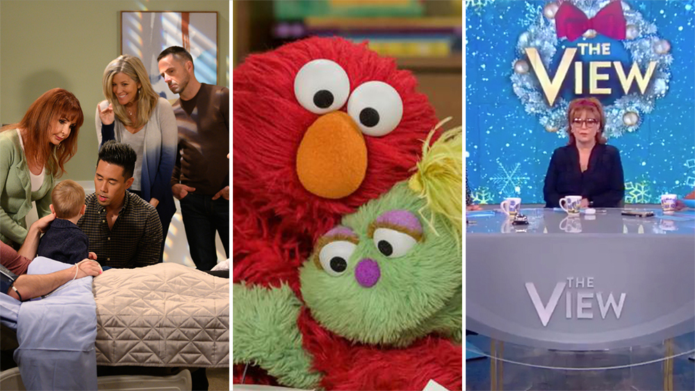 Daytime Emmy Nominations: 'General Hospital', 'Sesame Street', 'The View' Top List; CBS, Amazon Prime Lead Networks