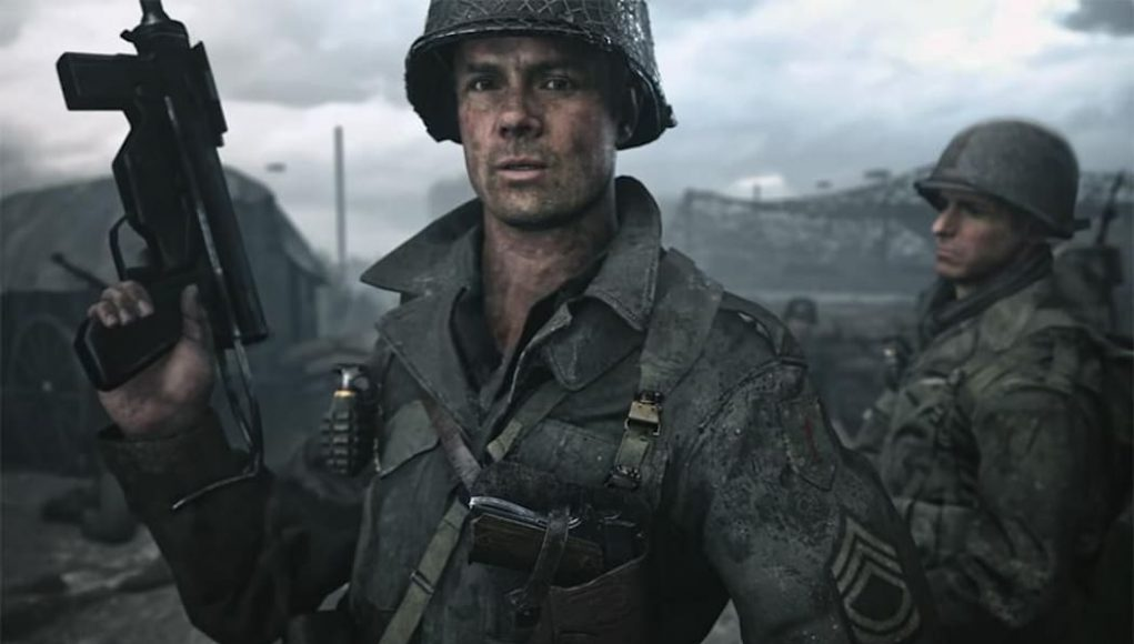 'Call of Duty: WWII' is the next free PS Plus game, and it arrives tomorrow