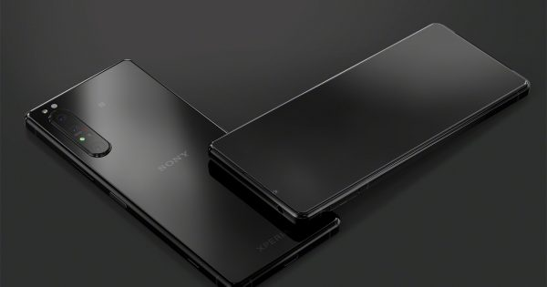 Sony's $1200 Phone Finally Gets a Release Date