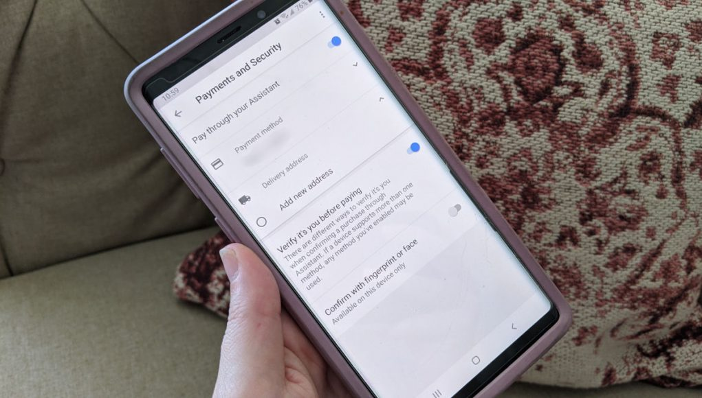 Google's New Assistant Voice Match Feature Seems Kind of Sketchy