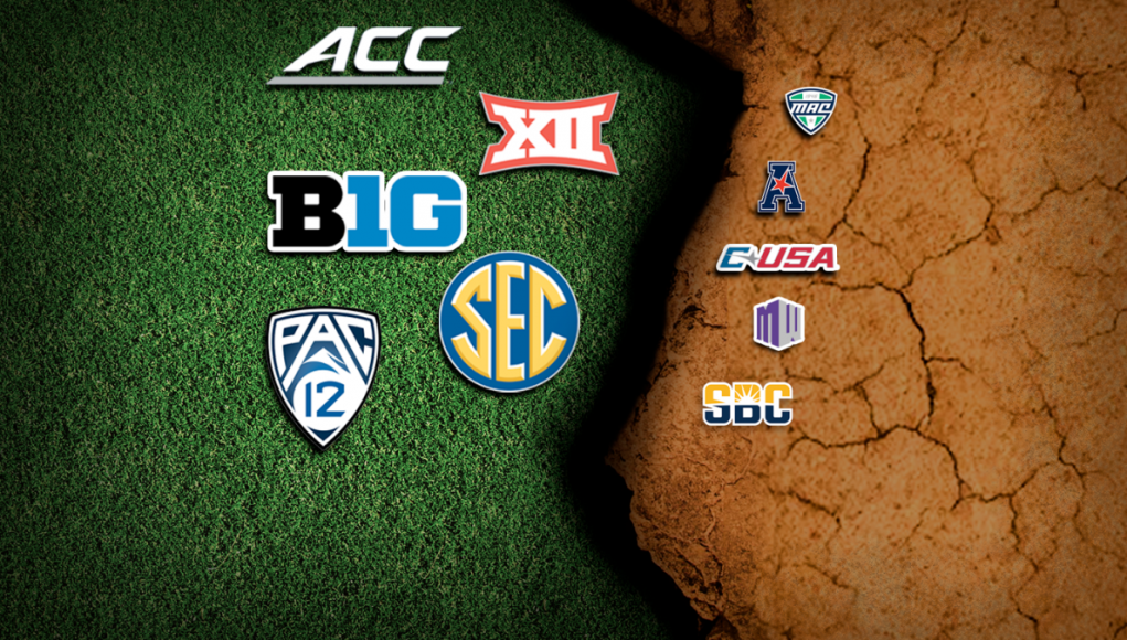Why we may be reaching a tipping point for the Power Five to break away from the FBS