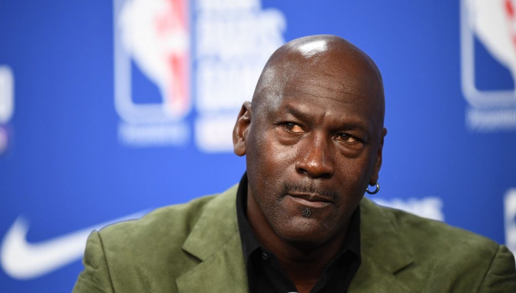 Michael Jordan and many current NBA players express their anger and frustration over the death of George Floyd
