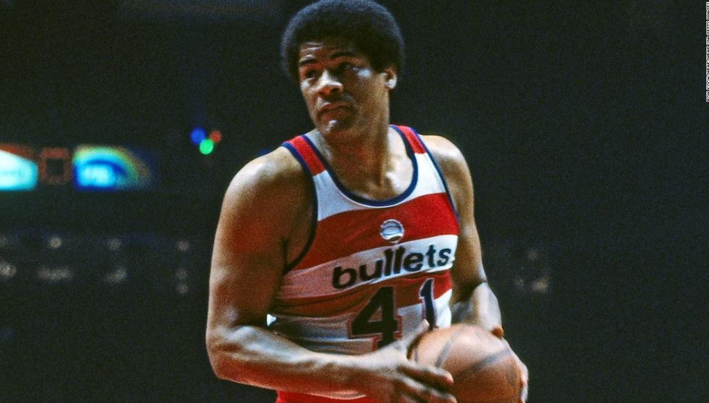 NBA Hall of Famer Wes Unseld dies at 74