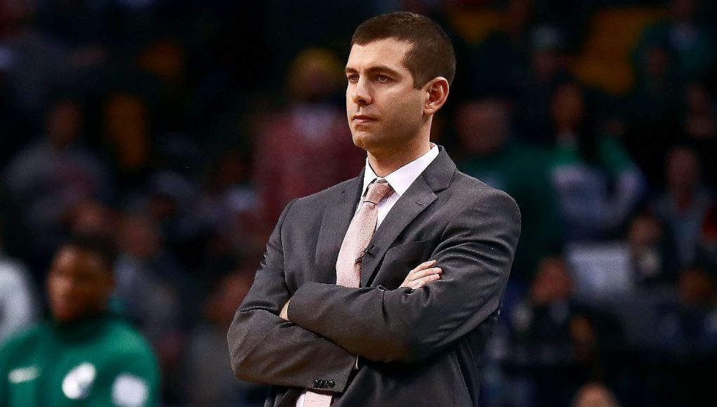 Brad Stevens writes letter to Celtics players to show his support