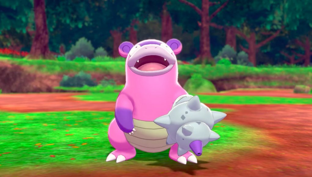 Pokémon Sword and Shield's first expansion will arrive on June 17th