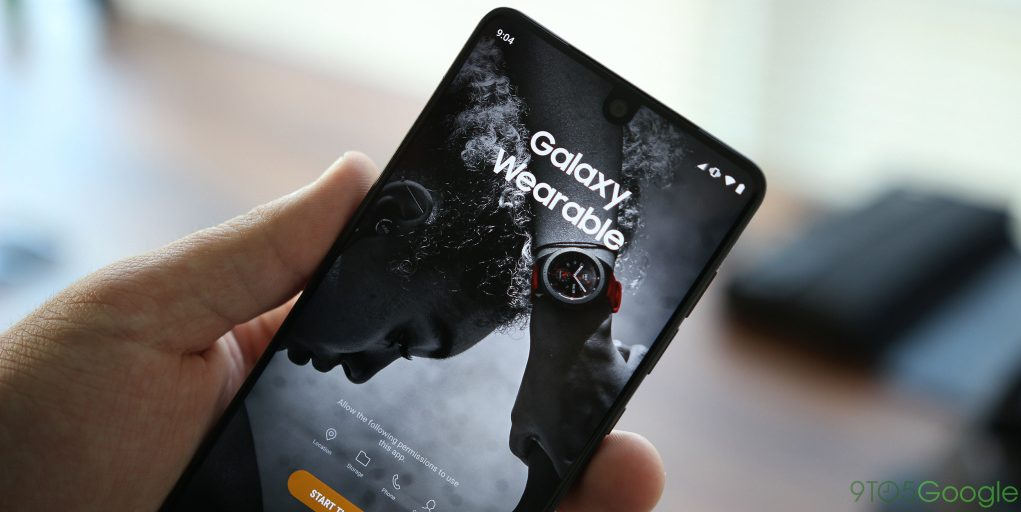 Samsung's Wearable app sideloads the Samsung Pay APK, breaking Google rules