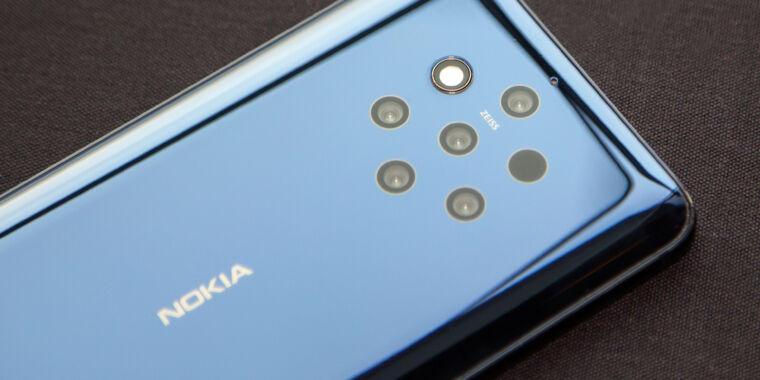 Light, the company behind the Nokia 9 camera, quits the smartphone business