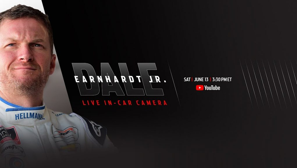 Dale Earnhardt Jr.'s Live In-Car Camera: Homestead Miami Speedway | NASCAR Xfinity Series