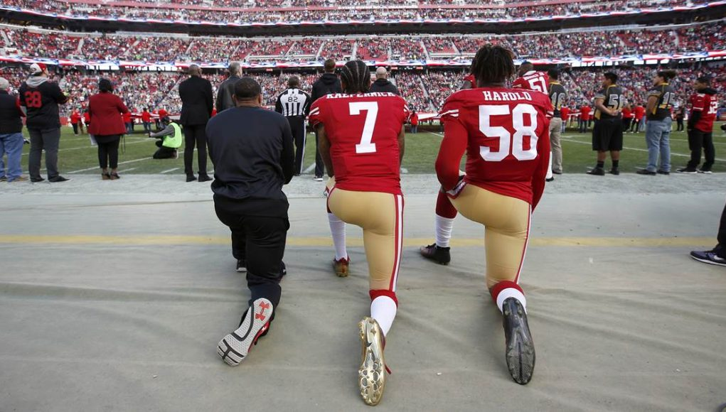 After NFL admission on protests, does Colin Kaepernick have a shot at playing again?