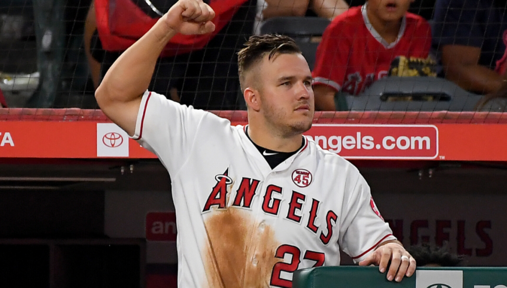 Mike Trout, other MLB stars call to start 2020 season in coordinated message: 'Tell us when and where'