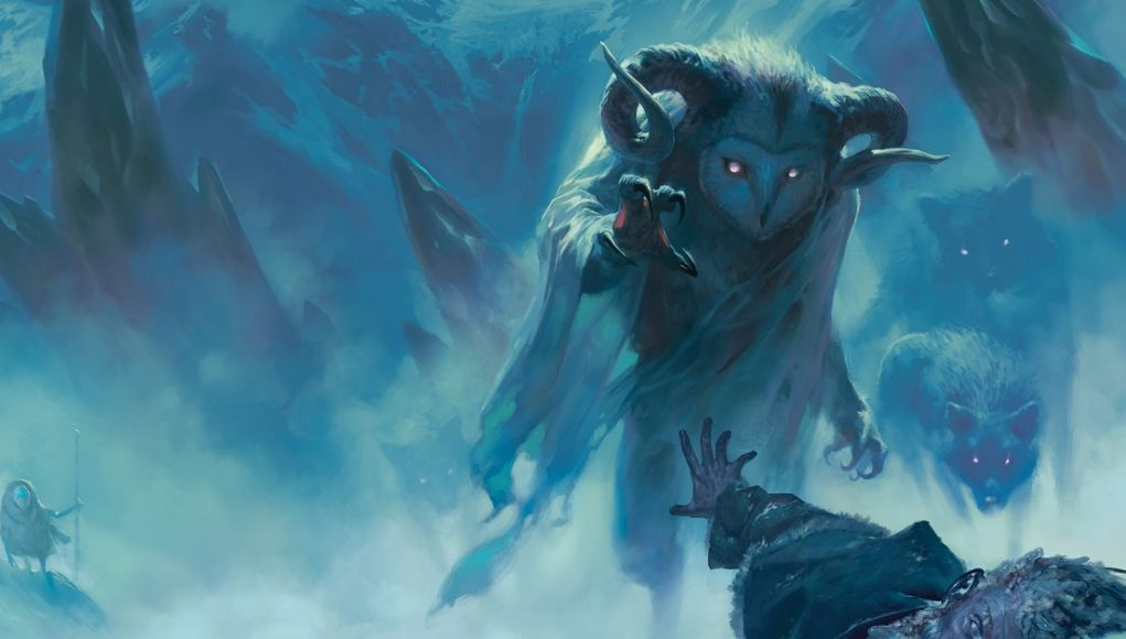 D&D's next campaign sourcebook is Icewind Dale: Rime of the Frostmaiden