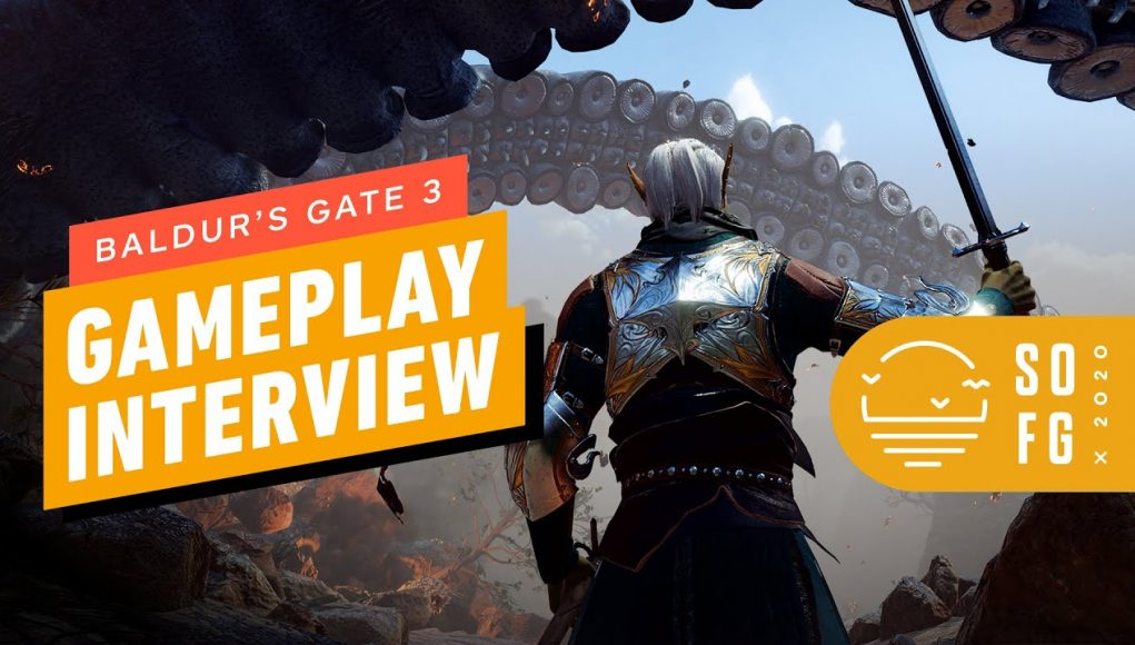 Baldur's Gate 3 Is More Like D&D The More It's Developed | Summer of Gaming 2020