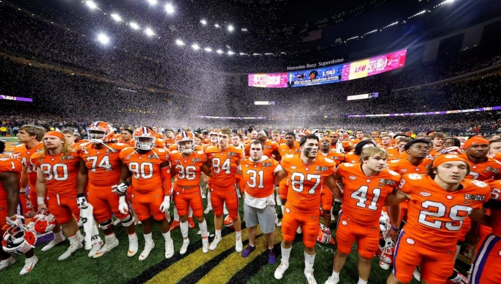Source: 23 Clemson football players test positive for COVID-19