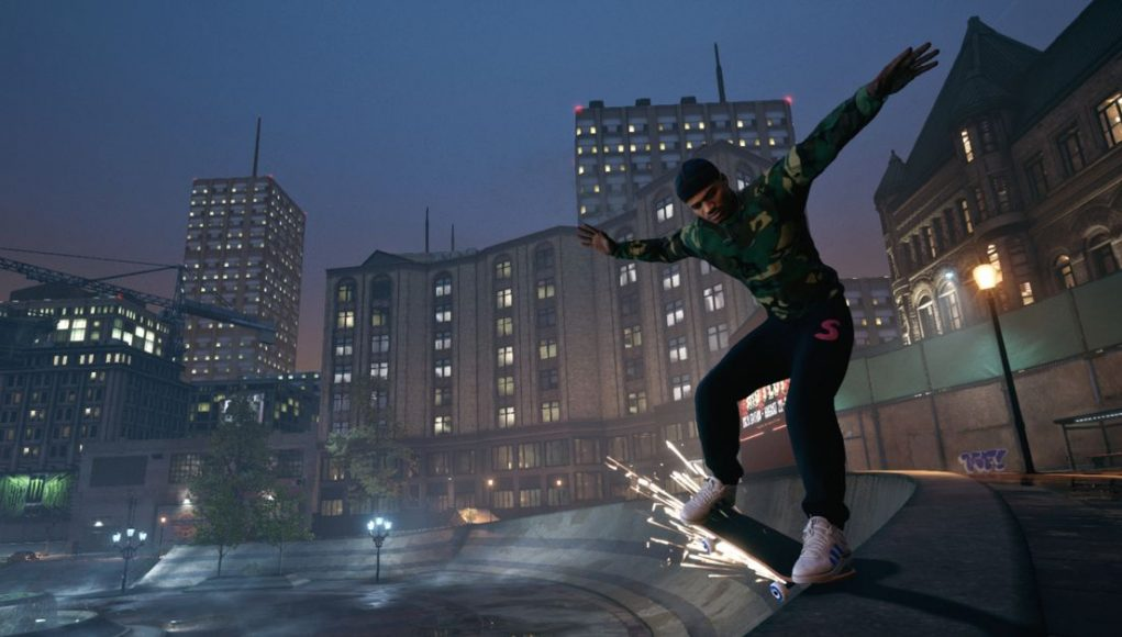 Tony Hawk remaster to feature modern pro skaters: See new gameplay trailer