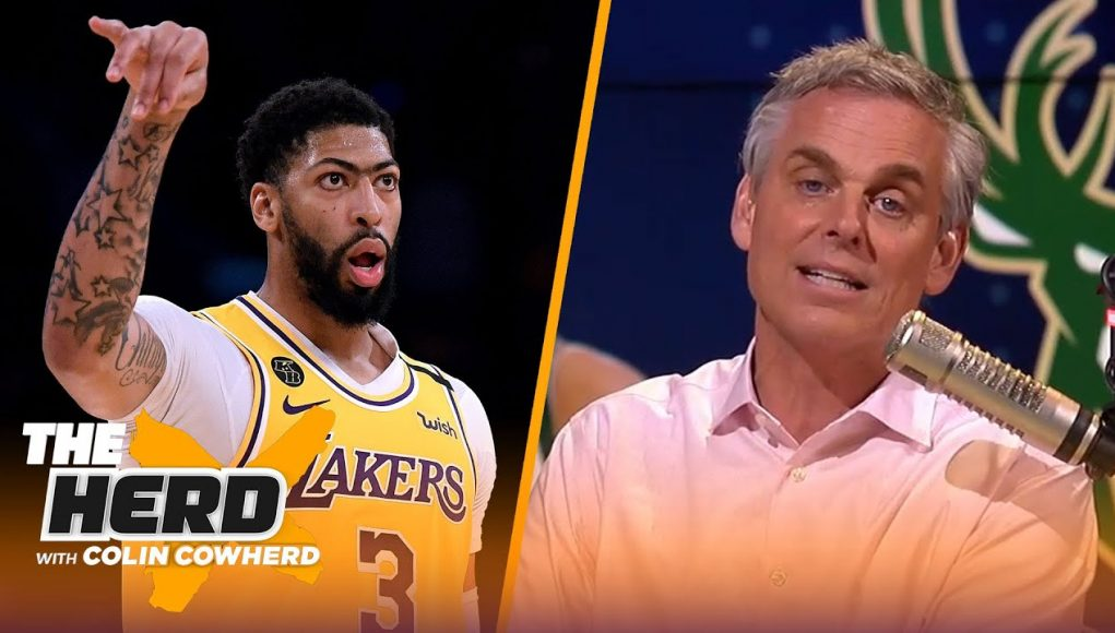 Colin Cowherd lists 10 NBA players who are under the Most pressure to win | THE HERD