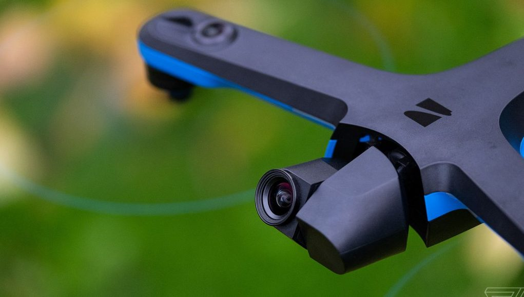 The Skydio 2 self-flying drone is back on sale, with a fix we've been waiting for