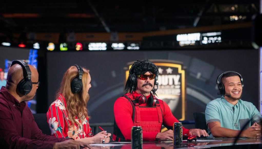 Dr. Disrespect Banned From Twitch For Mysterious Reasons