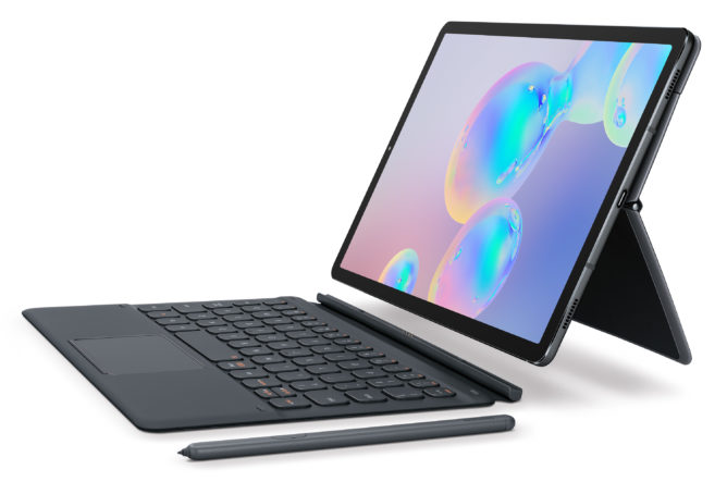 Galaxy Tab S6 now receiving Android 10 update, including T-Mobile model