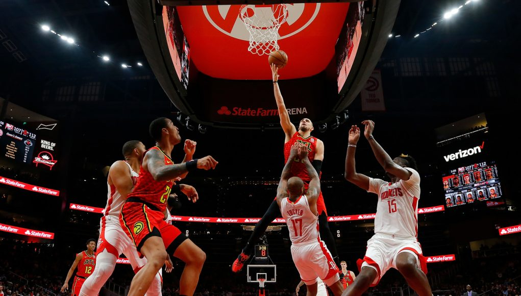 Atlanta Hawks To Use NBA Arena For Early Voting