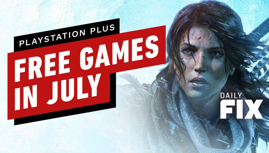 PlayStation Plus Free Games for July 2020