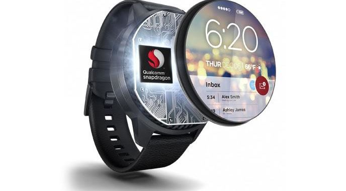 Qualcomm made a modern smartwatch chip: Meet the Snapdragon Wear 4100