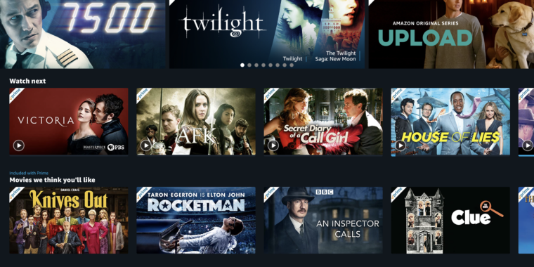Amazon Prime Video will finally offer one of Netflix's most basic features